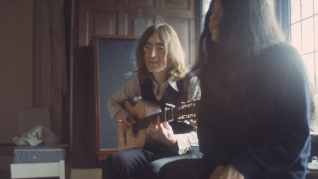 John Plays For Yoko