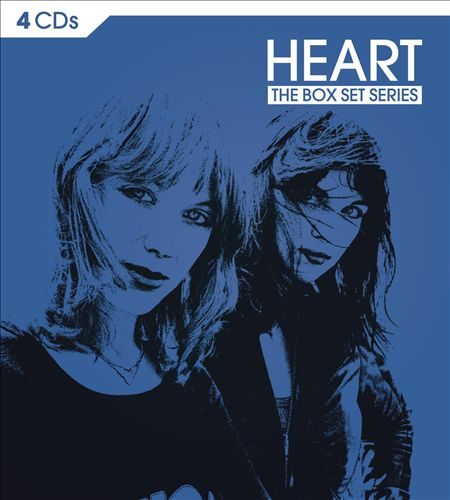 Heart - the box set series