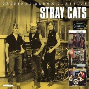 Stray Cats 3 album classics