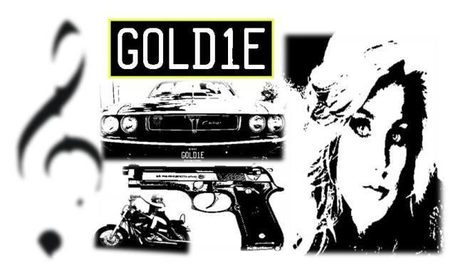 Goldie promo