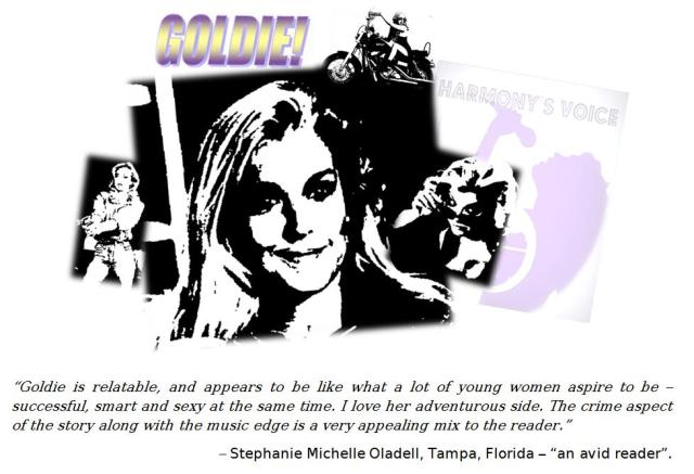 Goldie quote 1