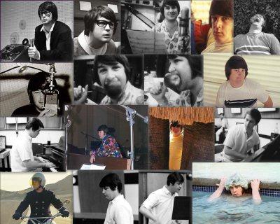 Brian Wilson collage