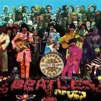 "THE BEATLES: ""Sgt. Pepper's Lonely Hearts Club Band"" 
