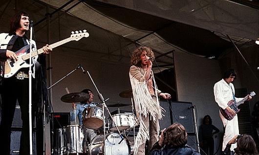 The Who - Live