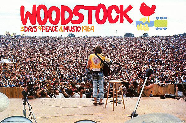 Woodstock Poster 2