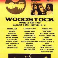 WOODSTOCK 1969: 24 Hours of Peace and Music - in its entirety! | Deep Jams Radio