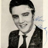 ELVIS at the Big D Jamboree -- 1955