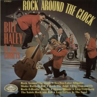 BILL HALEY: Saddlemen and Comets