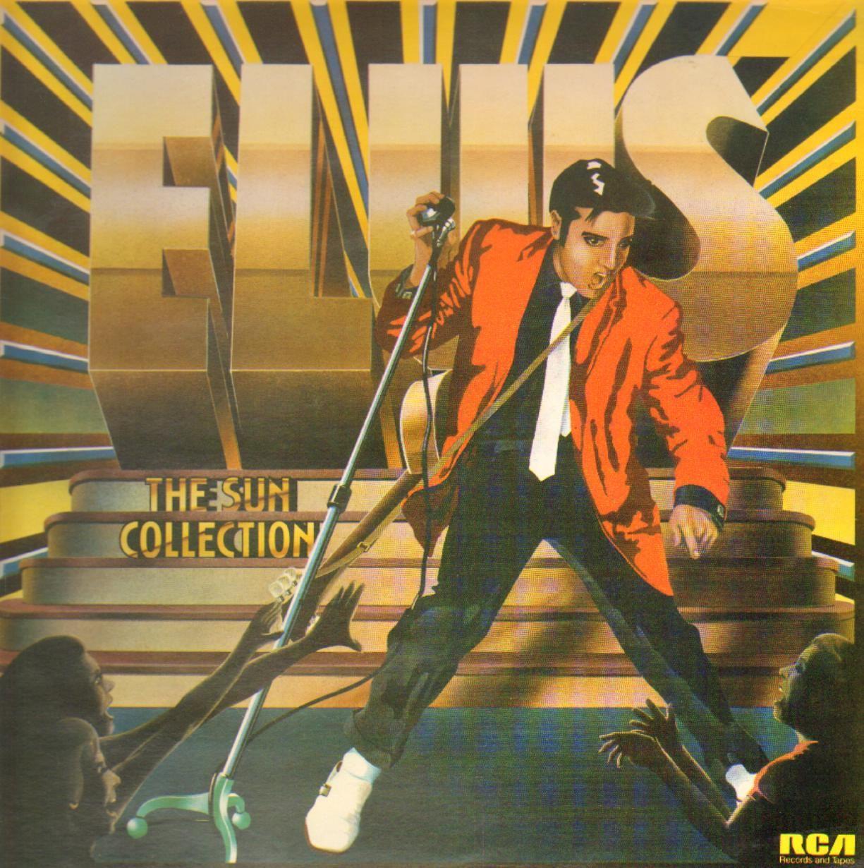 Elvis Sun In Vegas ♫ Cosmic Dwellings